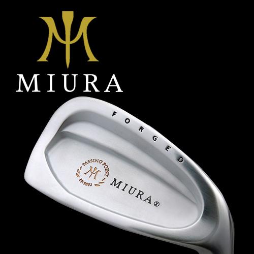 Las principales marcas de golf, Miura