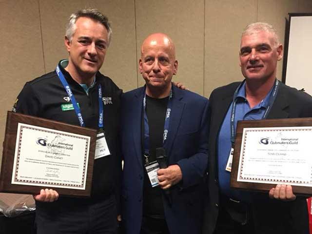 Nombrado Clubmaker Europeo del Año ICG 2018