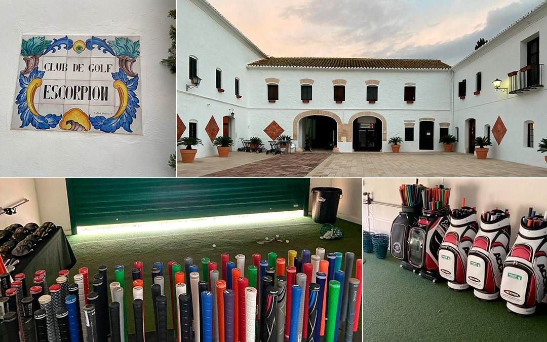 Fantástico fin de semana de clubfittings en el Club de Golf Escorpión